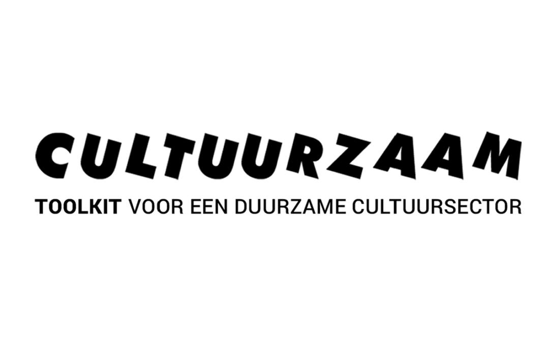 Cultuurzaam.be: Toolkit voor de cultuursector
