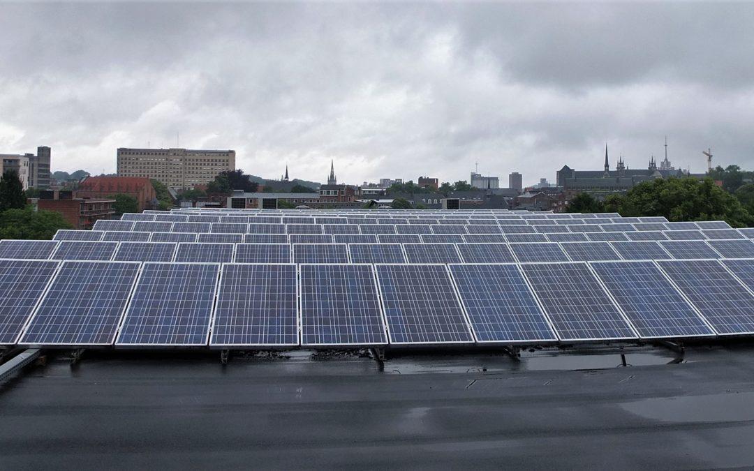 Burgers werken samen aan hernieuwbare energieprojecten