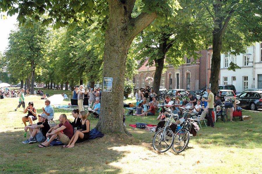 Kaprijke gaat voor duurzame evenementen